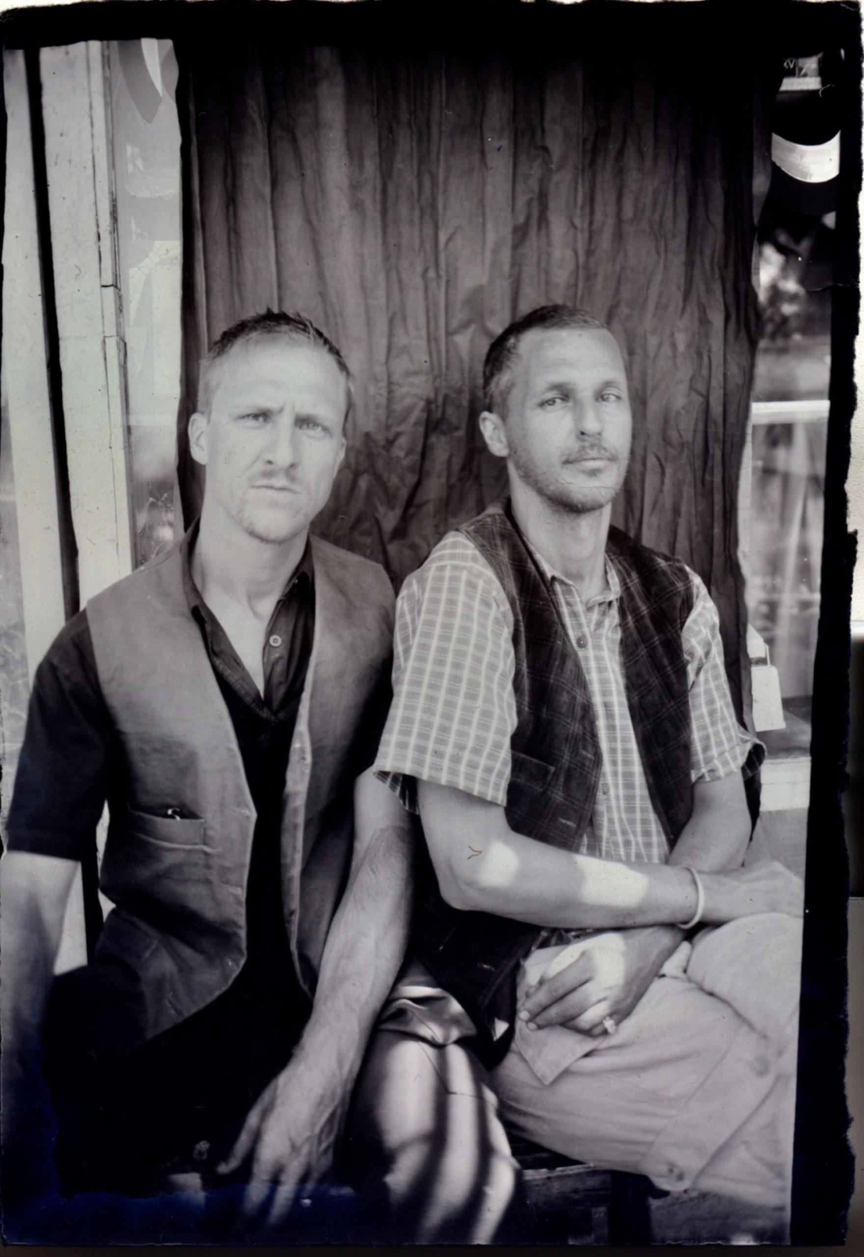 Olle Ljungström i Afghanistan